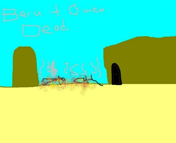 Uncle Owen & Aunt Beru